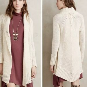 Angel of the North Fidus Chunky Knit Cardigan XS